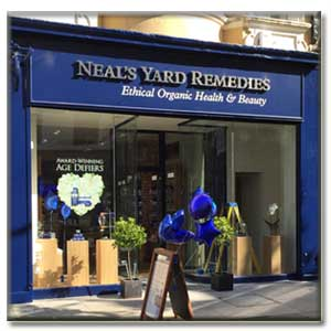 Manchester Osteopaths based in Neals Yard Remedies