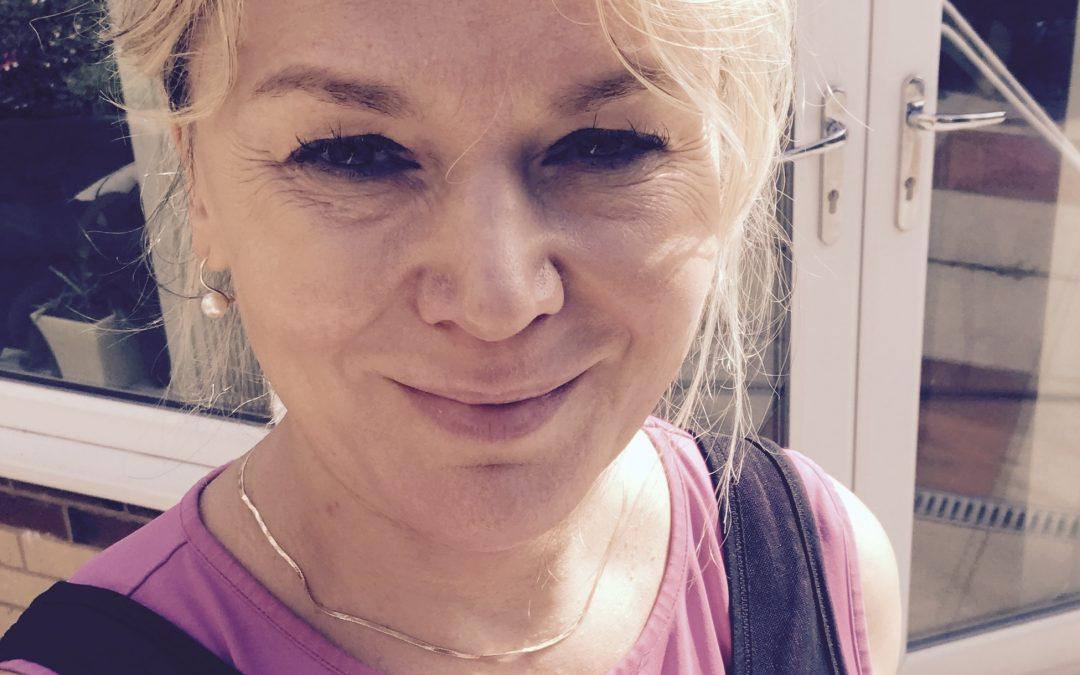 Manchester Osteopath Martina Carr's Marathon Running Blog