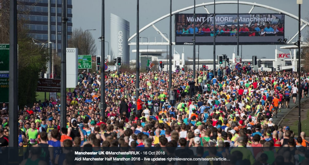 FIVE WORST THINGS TO DO BEFORE YOUR SUNDAY HALF MARATHON